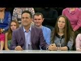 Виктор салтыков на передаче Сегодня Вечером.55 лет