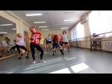 D.I.V. dance Kiesza - Hideaway старшая группа девочек